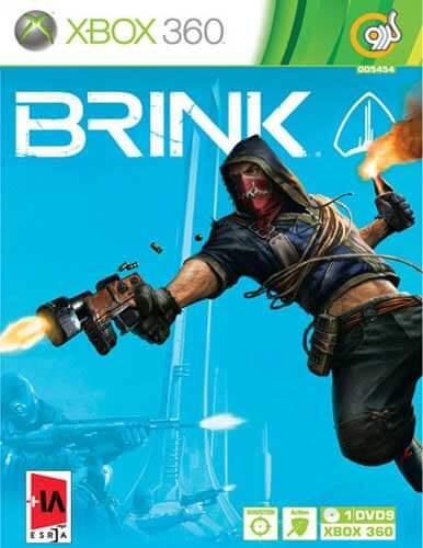 بازی BRINK مخصوص XBOX