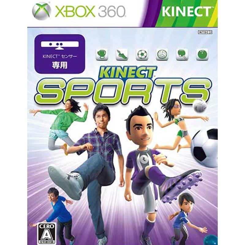 بازی KINECKT SPORTS مخصوص XBOX