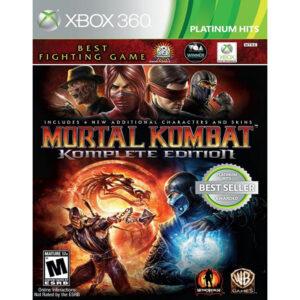 بازی MORTAL KOMBAT مخصوص XBOX
