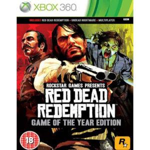 بازی RED DEAD مخصوص XBOX