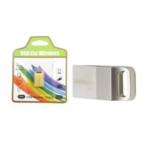 گیرنده بلوتوث ماشینی   USB CAR WIRELESS DOGLE