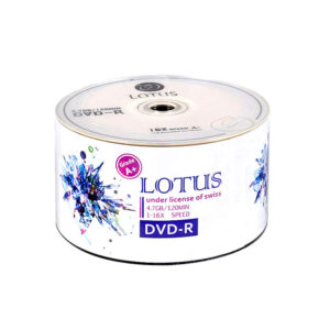 DVD لوتوس (LOTUS) شیرینگ 50 عددی
