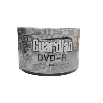 DVD GUARDIAN گاردین باکس دار 50 عددی