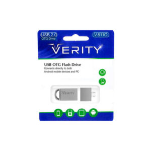 فلش مموری وریتیOTG-USB2 مدلV8110 ظرفیت 16 گیگابایت