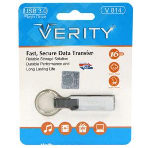فلش مموری وریتی USB3 مدلV814 ظرفیت 16 گیگابایت