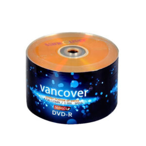 DVD ونکوور  VANCOVER باکس دار 50 عددی