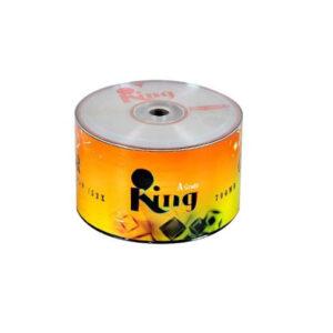 سی دی کینگ CD KING باکس دار 50 عددی