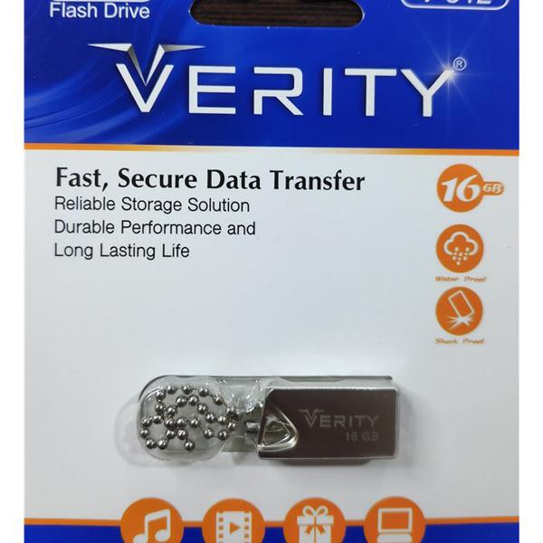 فلش مموری وریتی USB2 مدلV812 ظرفیت 16 گیگابایت