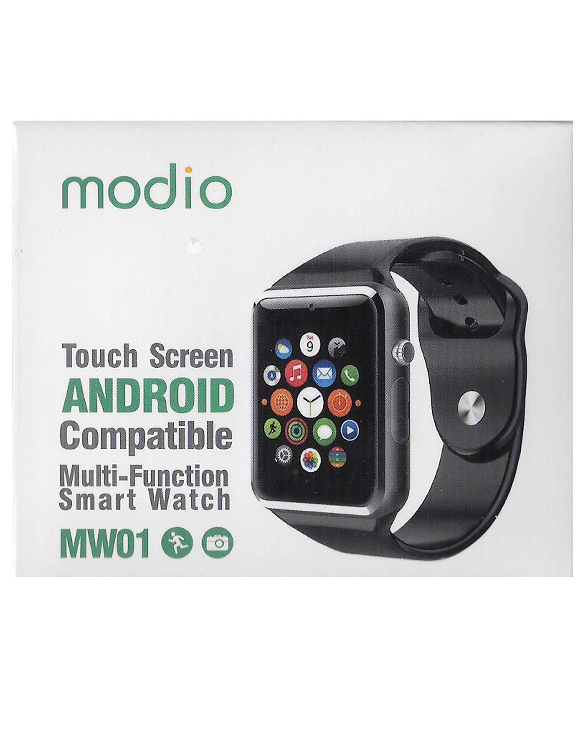ساعت هوشمندمودیوmodio mw01