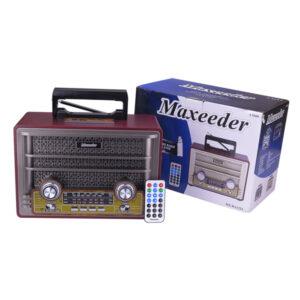 رادیو آنتیک مکسیدر مدل MX-RA1224 AM06