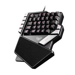 کیبورد گیمی دستی مدل AULA-K2| AULA-K2 One-Hand Gaming Keyboard