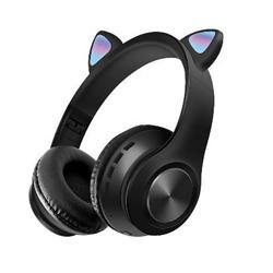 هدست بلوتوثی  پی68ام مدل Cat ear P68M