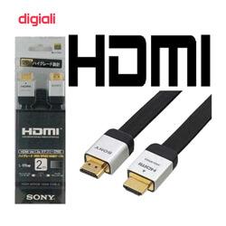 کابل HDMI سونی طول 2 متر SONY